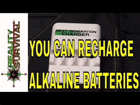 alkaline battery charger reviews alkaline battery charger review doovi