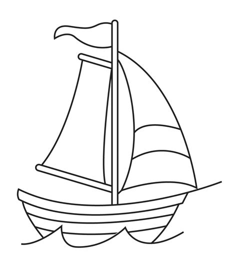 how to draw a boat plan boats drawing at getdrawings free for personal use