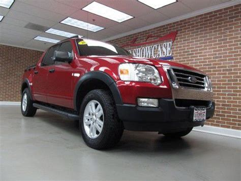 how cars engines work 2008 ford explorer sport trac lane departure warning sell used 2008 ford explorer sport trac xlt v6 in carol stream illinois united states for us