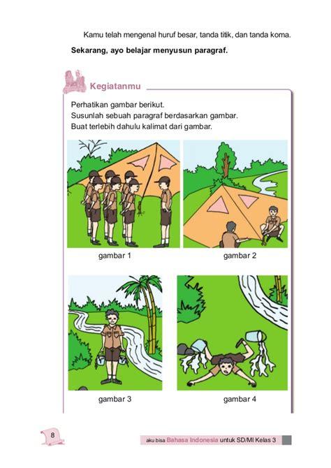 contoh storytelling untuk anak sd terbaru cara mudah bahasa indonesia kelas 3 sd
