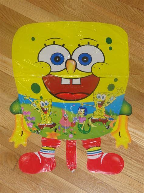 Balon Foil Spongebob Stik spongebob 3 00 boston balloons boston