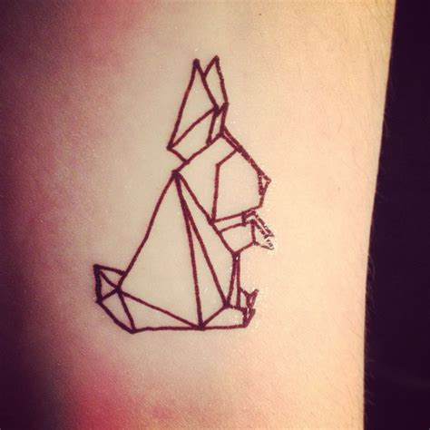 Origami Tattoos - origami origami tattoos tattoos