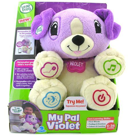 leapfrog my pal violet my pal violet from leapfrog wwsm