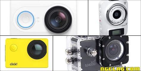 Gopro Murah 9 kamera sejenis gopro dengan harga lebih murah ngelag
