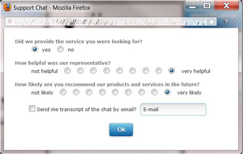 customer satisfaction surveys right out of the box for cloud contact centers