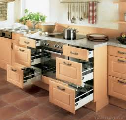 Of kitchens modern light wood kitchen cabinets kitchen 20