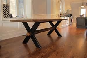 harvest furniture reclaimed wood tables ontario reclaimed wood bec green