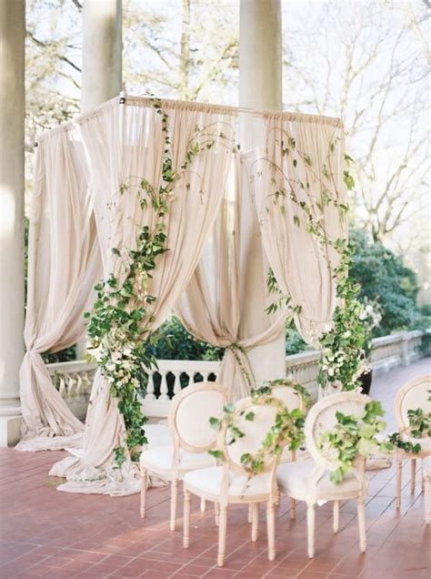 Wedding Arch Bows by 265 Best Altars Arches And Huppahs Images On