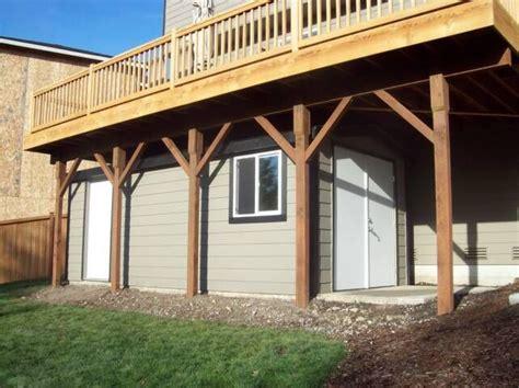 shed  deck custom shed  deck building  shed