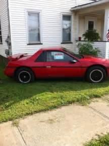 1988 Pontiac Fiero Formula For Sale by Pontiac Fiero Formula For Sale Photos Technical