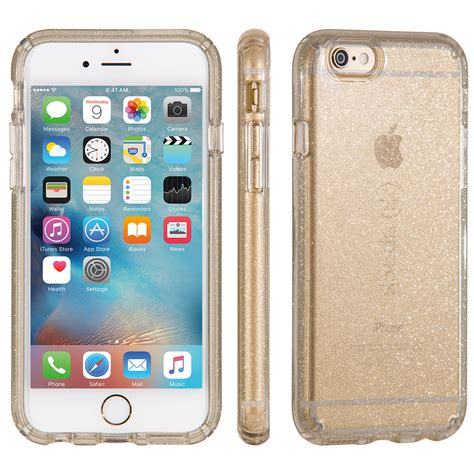 cases for iphone 6 candyshell clear with glitter iphone 6s plus iphone 6