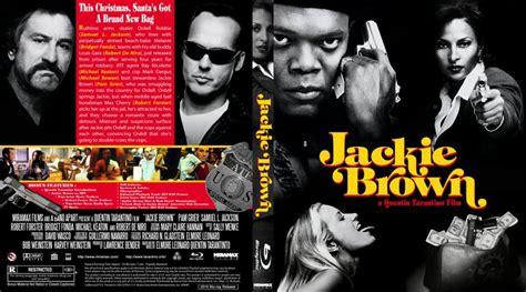 film semi bluray jackie brown movie blu ray custom covers jackie brown