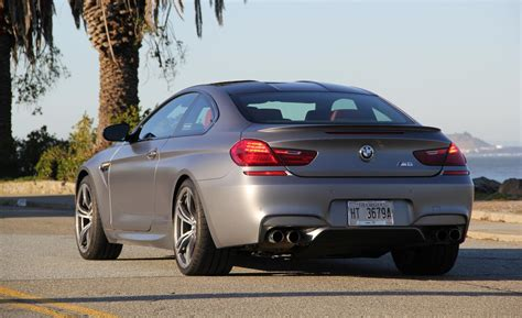 2013 bmw m6 coupe car and driver