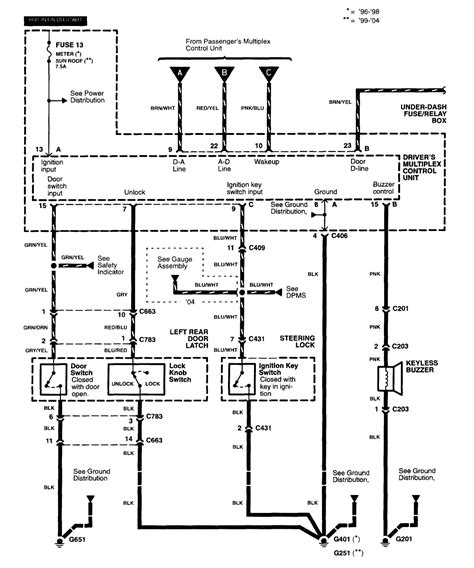 2006 mitsubishi endeavor power window wiring diagram dodge
