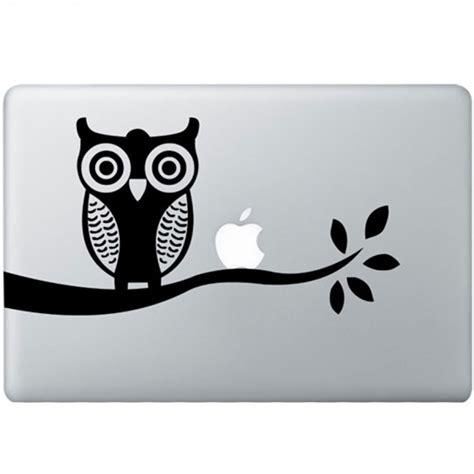 owl macbook decal kongdecals macbook decals