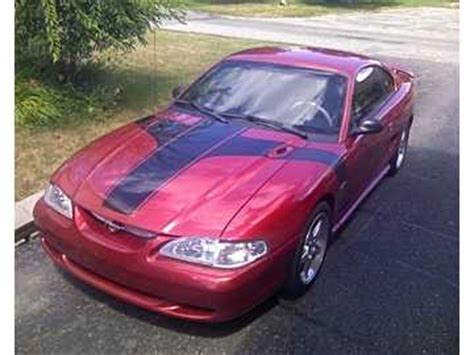 siege mustang a vendre mustang gt 1998 a vendre