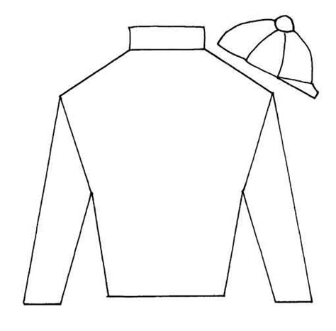 jockey silks template design your own jockeys silks special events