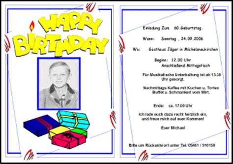 Muster Einladung Dienstjubiläum Geburtstag Einladung Muster Thesewspot