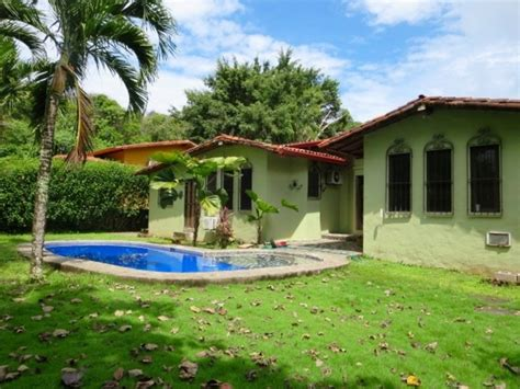 real estate in playa hermosa costa rica tropical home at