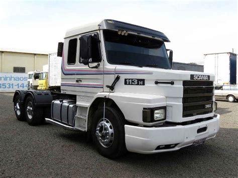 caminh 227 o truck scania 224 venda em todo o brasil busca