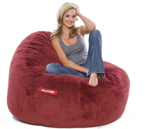 sumo beanbag the goal of recycling yanko design