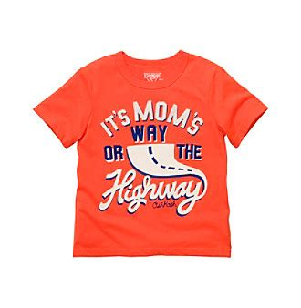 T Shirt Oshksh Ready boy s t shirt osh kosh t shirt toddler boys highway