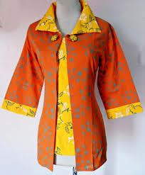 sackdress batik fuzy baju kerja batik