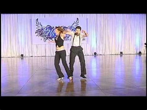 Ben Morris Melissa Rutz 2013 City Of Angels Swing