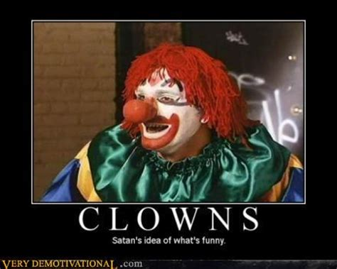 Funny Clown Meme - funny creepy clowns lock your door