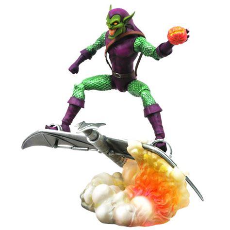 marvel select green goblin figure toys zavvi