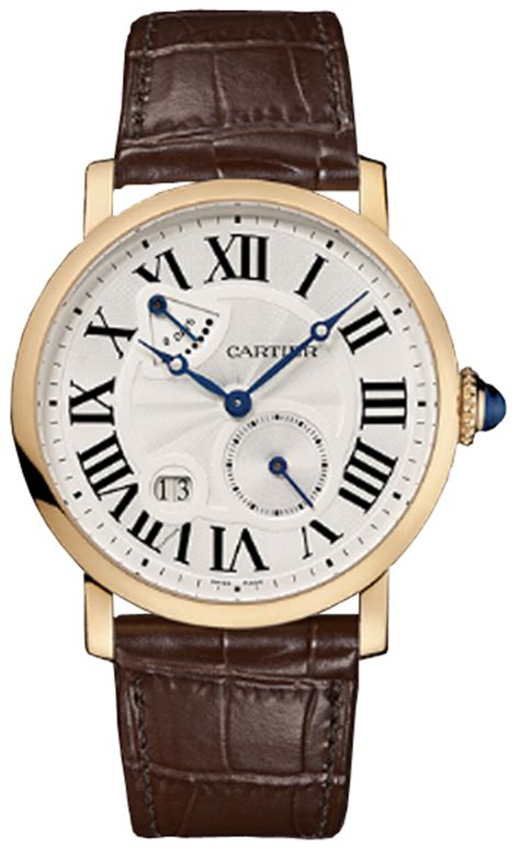 Iwc Portugieser Grande Complication Rosegold Brown Leather inspire watches iwc grande complication black platinum automatic mens iw927020