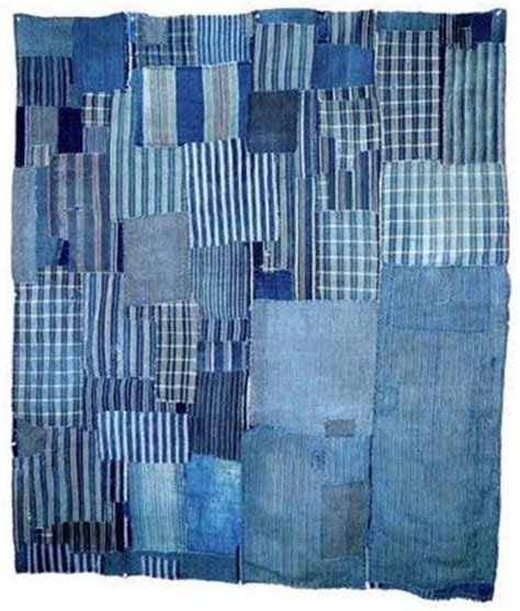 Blue Patchwork Curtains - the world s catalog of ideas