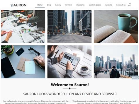 wordpress themes free video portfolio top 12 free responsive portfolio wordpress themes the garage