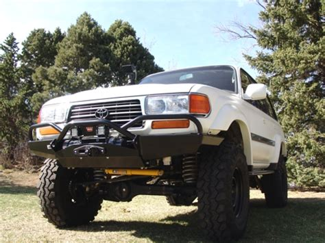 1991 toyota land cruiser lift kit slee toyota 80 series land cruiser 4 quot and 6 quot lift details