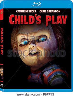 chucky movie release chucky child s play 1988 stock photo royalty free image