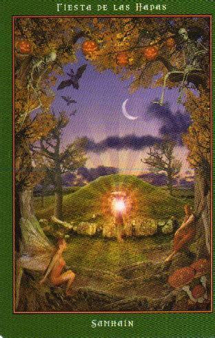 libro ostara tarot baraja el anillo de las hadas
