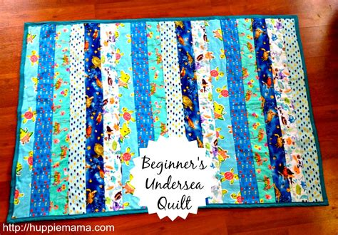 Beginners Quilting by Beginner S Undersea Quilt Carrie