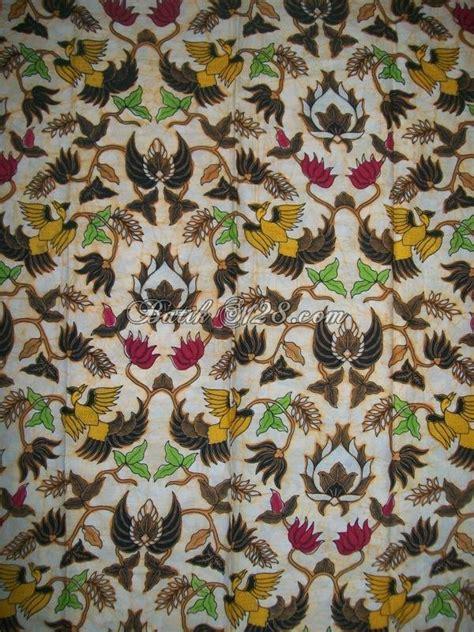 Batik Tulis Motif Burung Bahan Katun Primisima Bendera bahan kain batik motif burung batik cabut tulis tolet kcbt355 toko batik 2018 toko