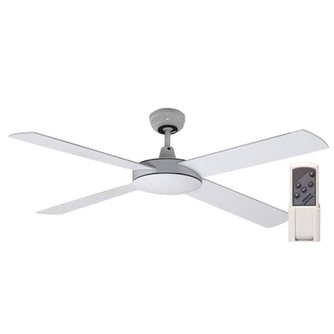 white ceiling fans with remote 2 ceiling fan with remote white 52 quot