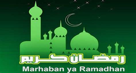 marhaban ya ramadhan 1436 h inilah berbagai kata kata mutiara yang wajib kamu miliki di