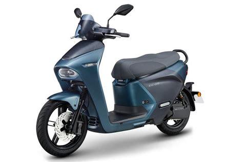 yamaha ec  scooter elettrico