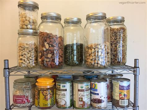 a stress free guide to your vegan pantry vegan