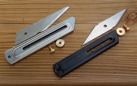 woodworking marking knife yoav liberman explains how to use marking knives part three