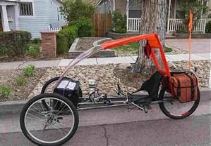 new trike car 3 wheel trike car tadpole rider