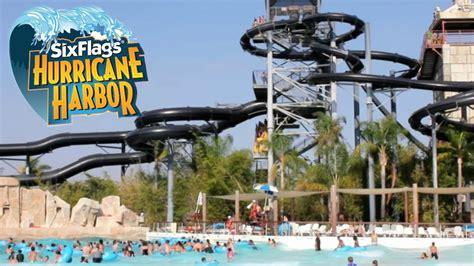 Backyard Coaster Six Flags Hurricane Harbor Water Park Valencia California