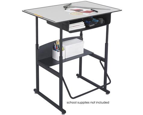 Safco Alphabetter Adjustable Height Stand Up Desk Tiger Safco Stand Up Desk