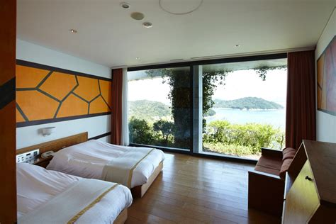 Extra Rooms In House oval benesse house stay benesse art site naoshima