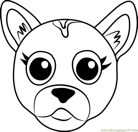 german shepherd puppy face coloring page free pet parade