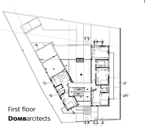 architectural design home plans goodhomez com over 28 000 house and haammss gallery of dg house domb architects 15
