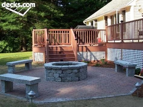 deck to patio transition click logo to learn more patio deck ideas pinterest